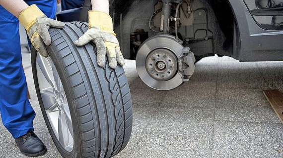 Mobile Tyre Fitting North London